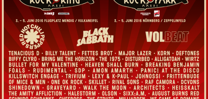 Rock am Ring Bands