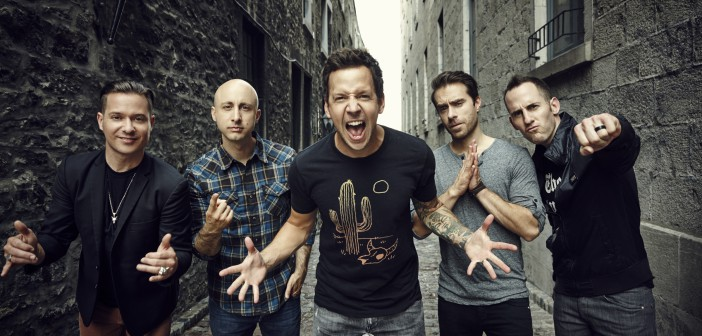 CD Review: Simple Plan – Taking One For The Team