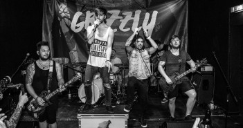 Livereview: Grizzly + Support, Kulturpalast Wiesbaden 29.05.2016