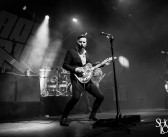 Livereview: Royal Republic + Support, Wiesbaden Schlachthof, 21.11.2016
