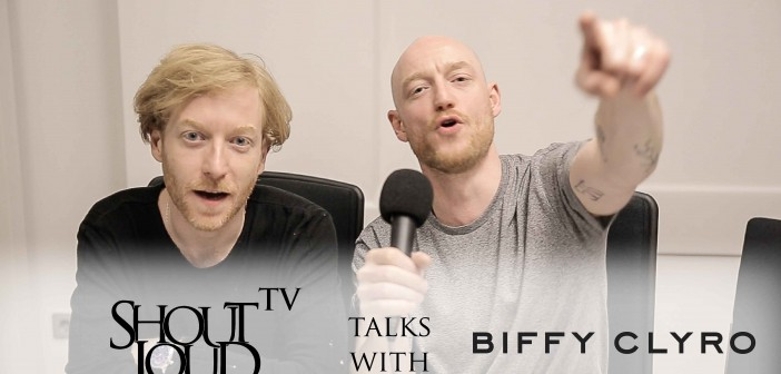 Interview mit Biffy Clyro!