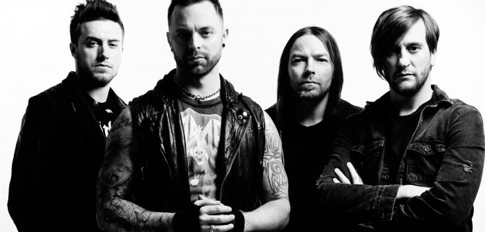 Interview mit Bullet For My Valentine