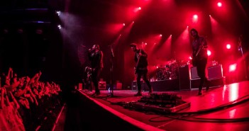 Livereview: You Me at Six + Support, Wiesbaden Schlachthof, 12.03.2017