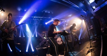 Livereview: Enter Shikari + Support, Colos-Saal Aschaffenburg, 10.05.2017