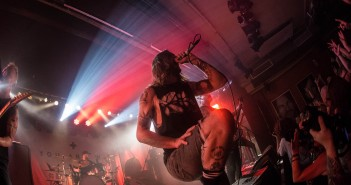 Livereview: While She Sleeps & Northlane + Support, Colos-Saal Aschaffenburg, 20.06.2017
