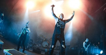 Livereview: Architects + Support, Schlachthof Wiesbaden, 07.08.2017