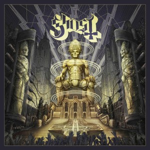 Ghost-Ceremony and Devotion Cover