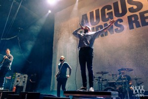 August Burns Red Wiesbaden