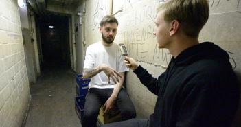 Casey Interview (Photo only)
