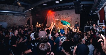 Livereview: Stick To Your Guns + Support, Schlachthof Wiesbaden, 11.07.2018