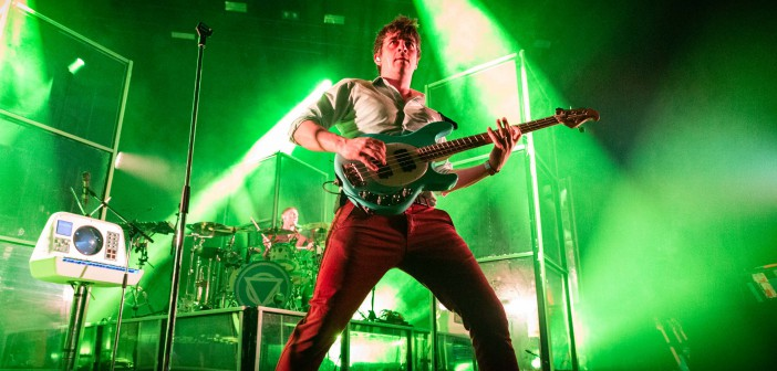 Livereview: Enter Shikari + Support, Schlachthof Wiesbaden, 15.04.2019