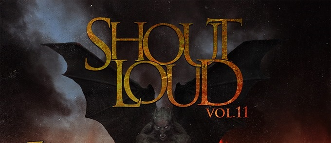 Shout loud Vol.11: Line-Up komplett!
