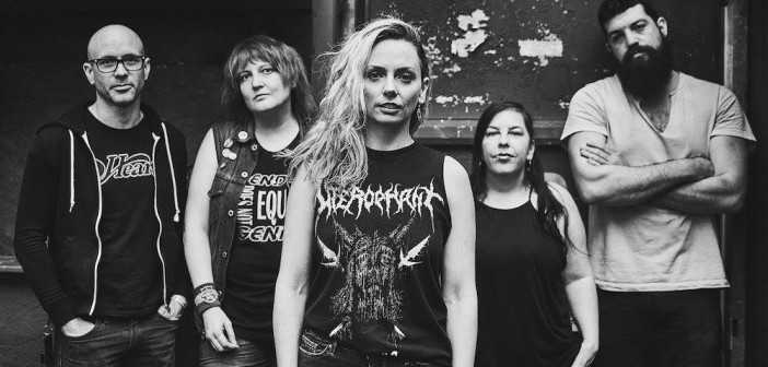 "War On Women-Frontfrau Shawna Potter im Interview zum neuen Album ""Wonderful Hell"", Sexismus, ""Making Spaces Safer"" und die US-Wahl"