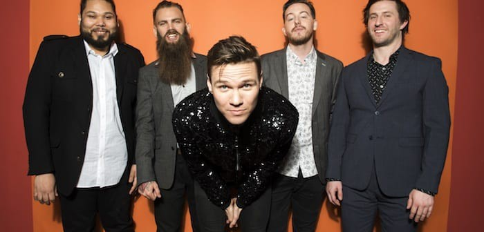 Livereview: Dance Gavin Dance, Tower Bridge, Sacramento, Kalifornien, 19.12.2020